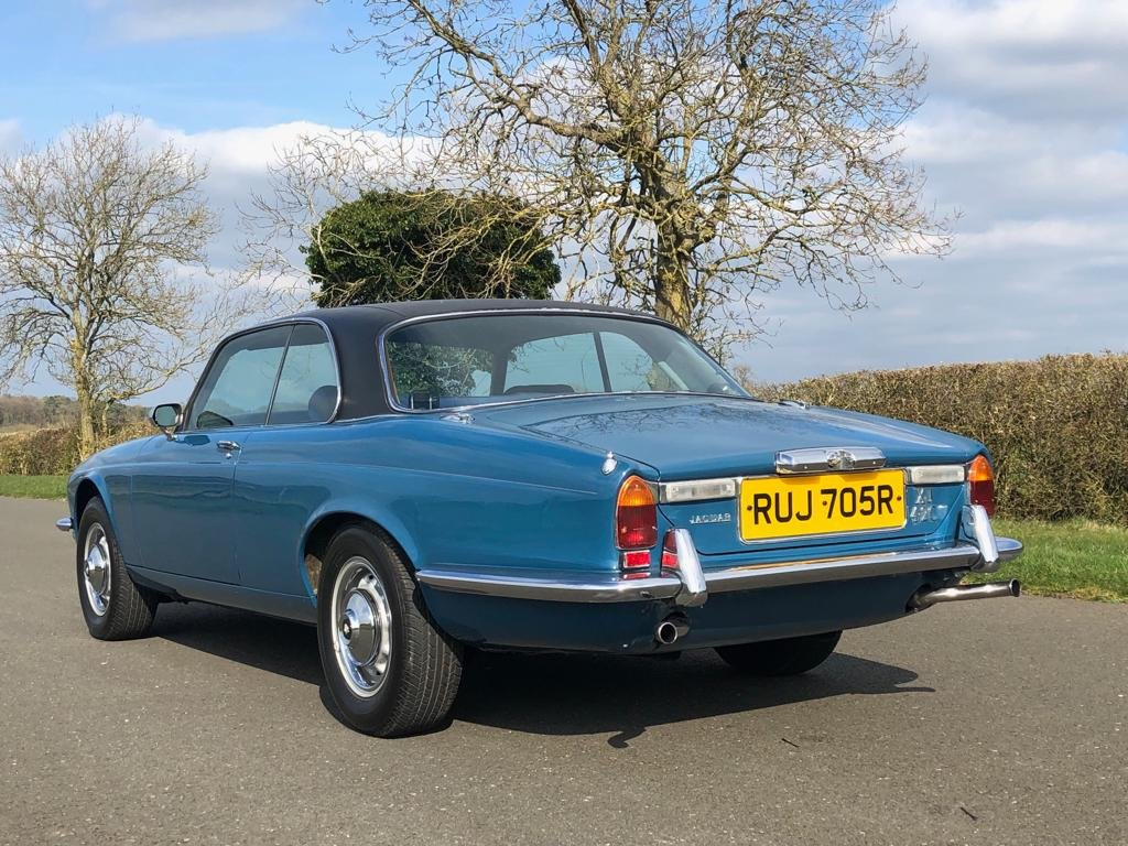 1977 Jaguar Series II XJC 4.2 Automatic SOLD (picture 2 of 6)
