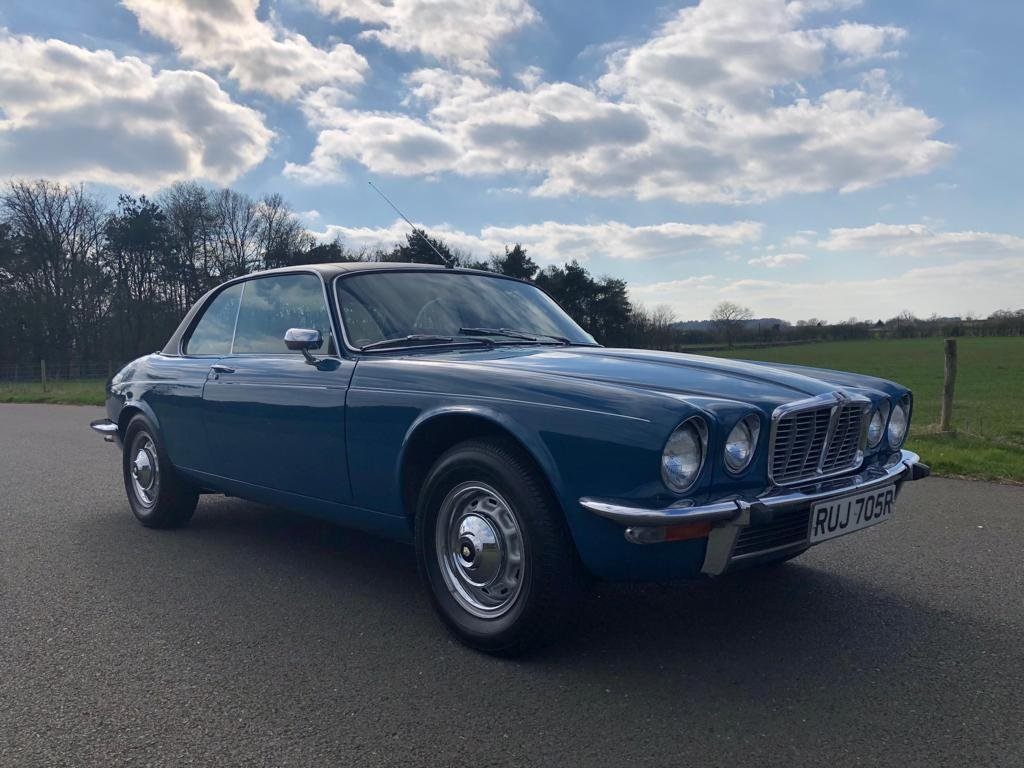 1977 Jaguar Series II XJC 4.2 Automatic SOLD (picture 6 of 6)