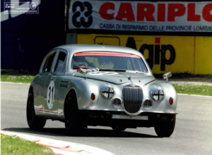 1958 Jaguar MK1 Special / Racer  For Sale
