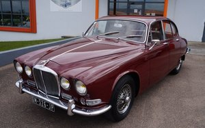 1967 Manual shift LHD Jaguar 420 For Sale