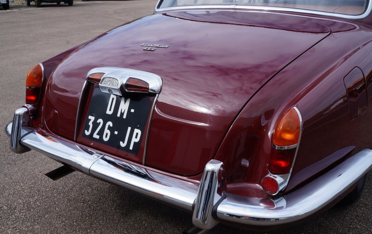 1967 Manual shift LHD Jaguar 420 For Sale (picture 3 of 6)