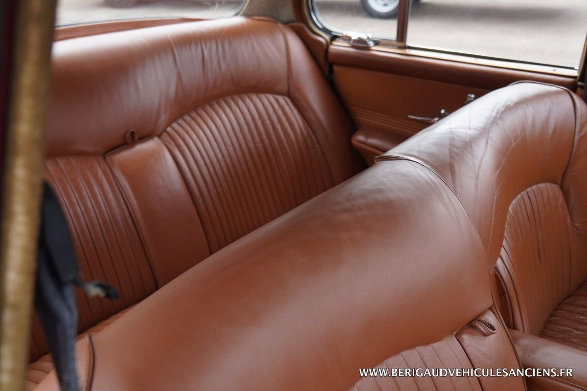 1967 Manual shift LHD Jaguar 420 For Sale (picture 6 of 6)