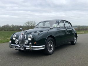 1967 Jaguar 340 MK II Automatic SOLD