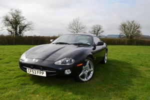 2003 2004 JAGUAR XK 4.2 COUPE  ONE OWNER (ME!) For Sale