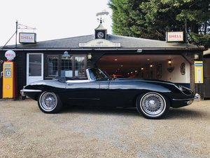 1969 JAGUAR E TYPE S2 4.2 ROADSTER For Sale