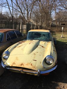 1969 Jaguar XKE Series II E-Type 2+2 #22866  For Sale