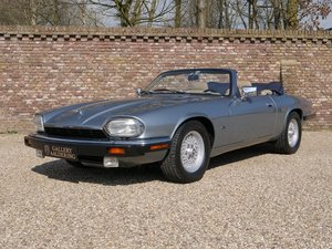 1993 Jaguar XJS 4.0 Convertible only 69.492 miles! incl. VAT