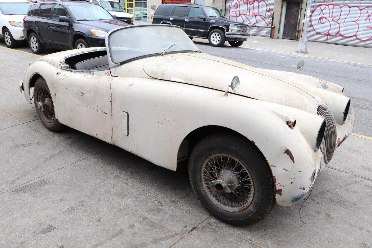1959 Jaguar XK150 Roadster #22832 For Sale (picture 1 of 6)