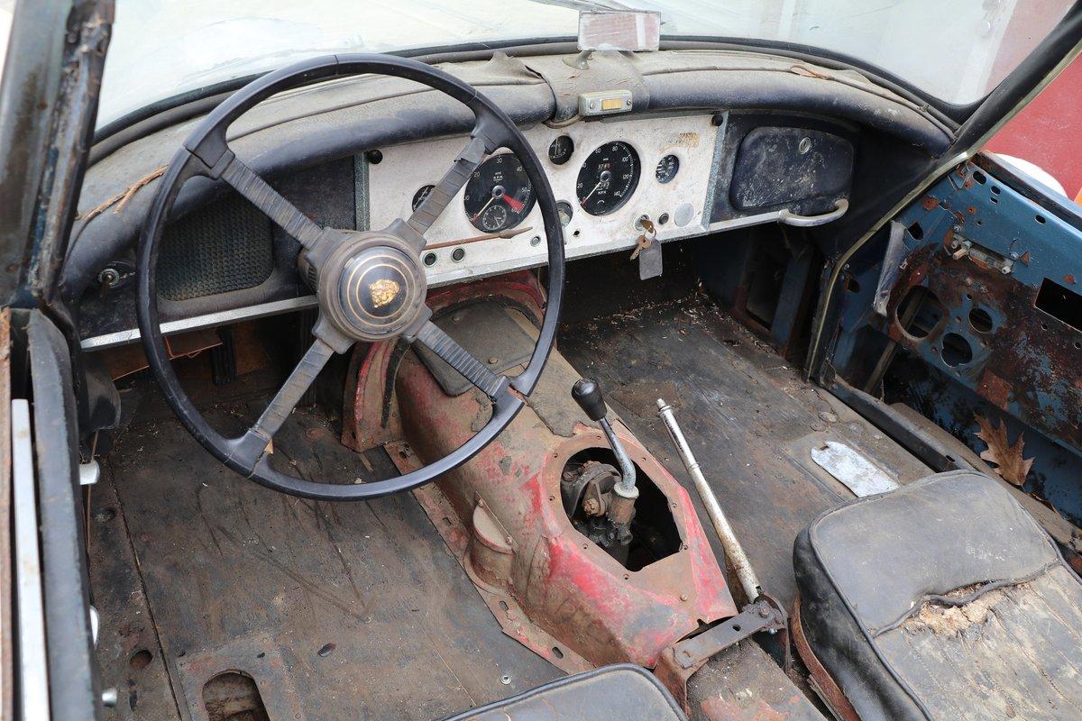 1959 Jaguar XK150 Roadster #22832 For Sale (picture 5 of 6)