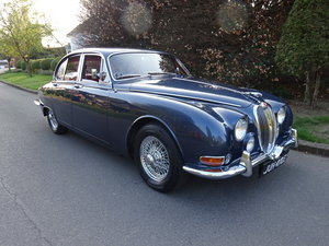 1967 JAGUAR S-TYPE 3.4 Ltr 75,000 miles only SOLD