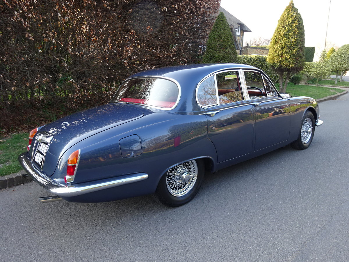 1967 JAGUAR S-TYPE 3.4 Ltr 75,000 miles only SOLD (picture 3 of 6)