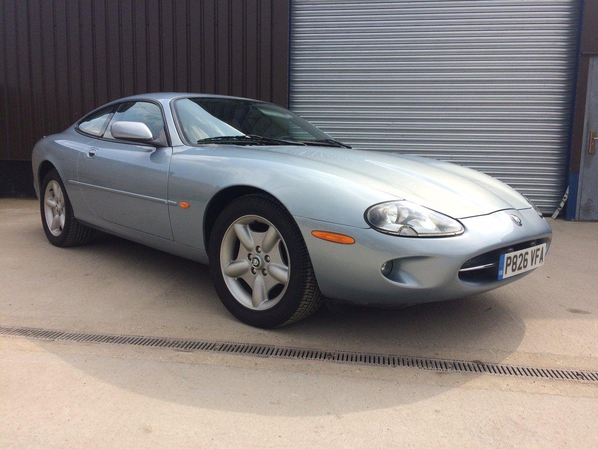 1997 Jaguar XK8 4.0 auto 9,000 Miles FSH LHD Superb. UK Regi For Sale (picture 1 of 6)