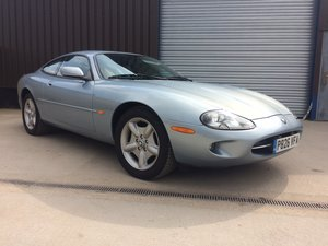 1997 Jaguar XK8 4.0 auto 9,000 Miles FSH LHD Superb. UK Regi