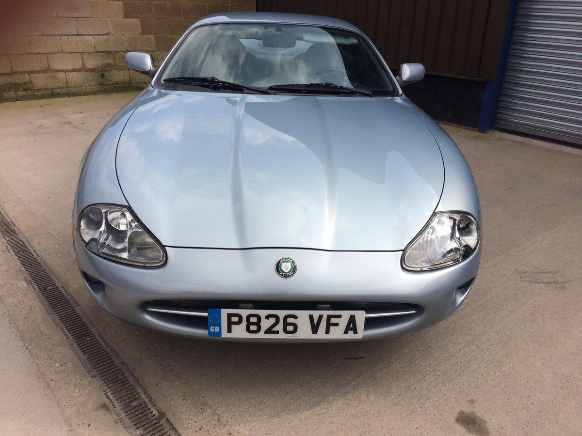 1997 Jaguar XK8 4.0 auto 9,000 Miles FSH LHD Superb. UK Regi For Sale (picture 2 of 6)