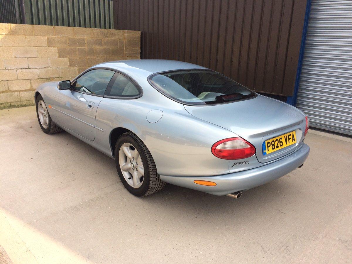1997 Jaguar XK8 4.0 auto 9,000 Miles FSH LHD Superb. UK Regi For Sale (picture 4 of 6)