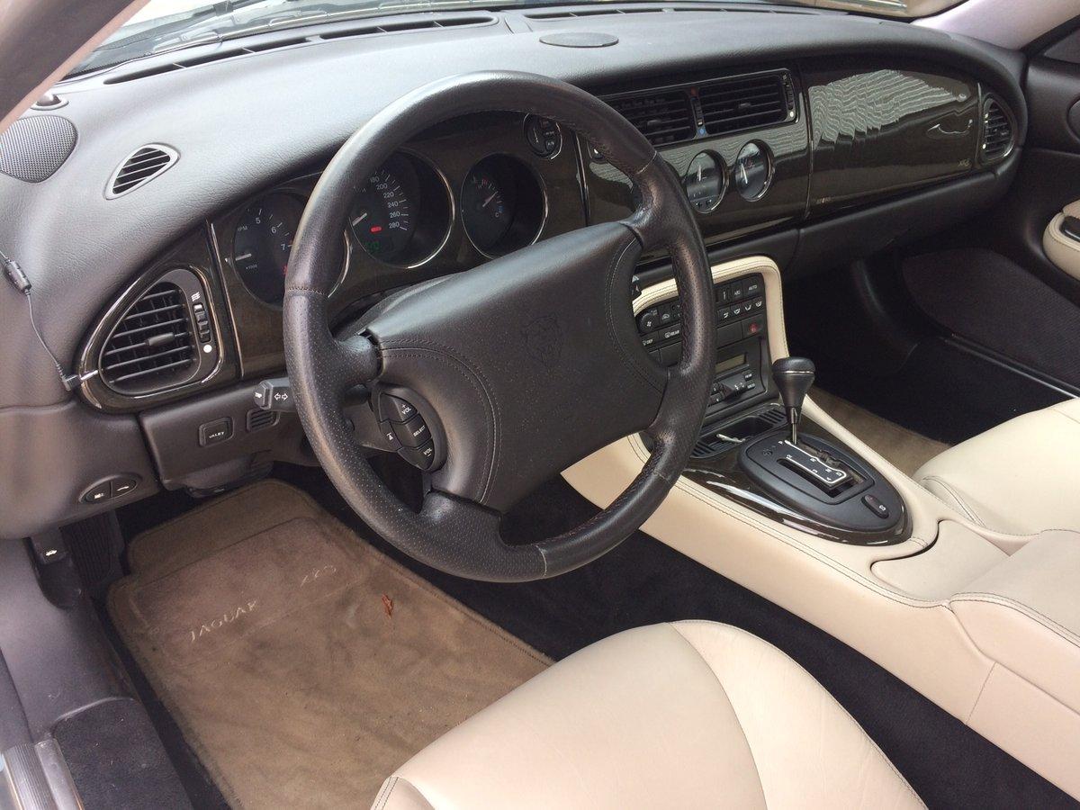 1997 Jaguar XK8 4.0 auto 9,000 Miles FSH LHD Superb. UK Regi For Sale (picture 5 of 6)