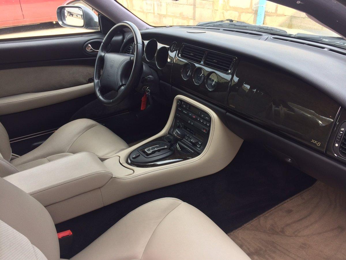 1997 Jaguar XK8 4.0 auto 9,000 Miles FSH LHD Superb. UK Regi For Sale (picture 6 of 6)