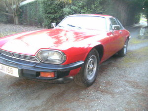 1980 Jaguar XJS Pre HE V12 Rubber bumper model  For Sale