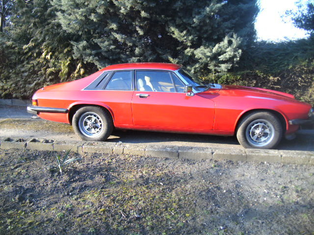 1980 Jaguar XJS Pre HE V12 Rubber bumper model  For Sale (picture 3 of 6)