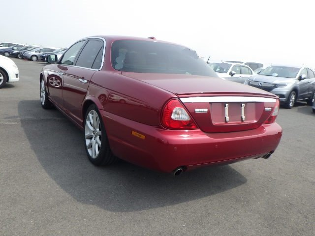 2008 Jaguar Sovereign X358 27k miles Radiance red perfect example For Sale (picture 5 of 6)
