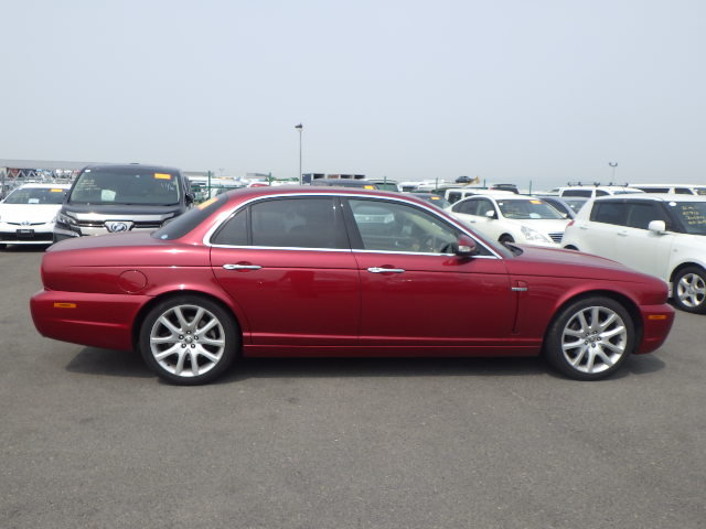 2008 Jaguar Sovereign X358 27k miles Radiance red perfect example For Sale (picture 6 of 6)