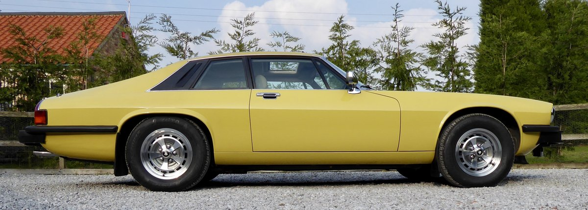 1979 Jaguar XJS Pre HE   ( 2 previous owners 35,000 miles ) SOLD (picture 1 of 6)