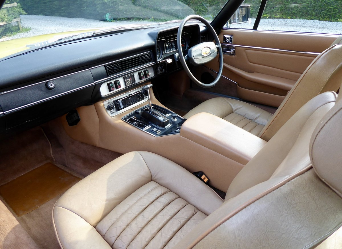 1979 Jaguar XJS Pre HE   ( 2 previous owners 35,000 miles ) SOLD (picture 4 of 6)