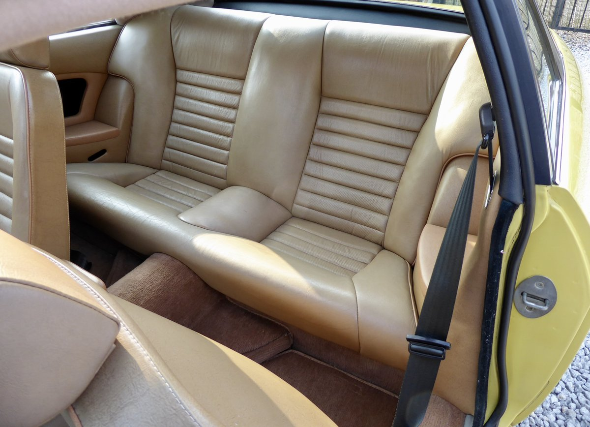 1979 Jaguar XJS Pre HE   ( 2 previous owners 35,000 miles ) SOLD (picture 5 of 6)