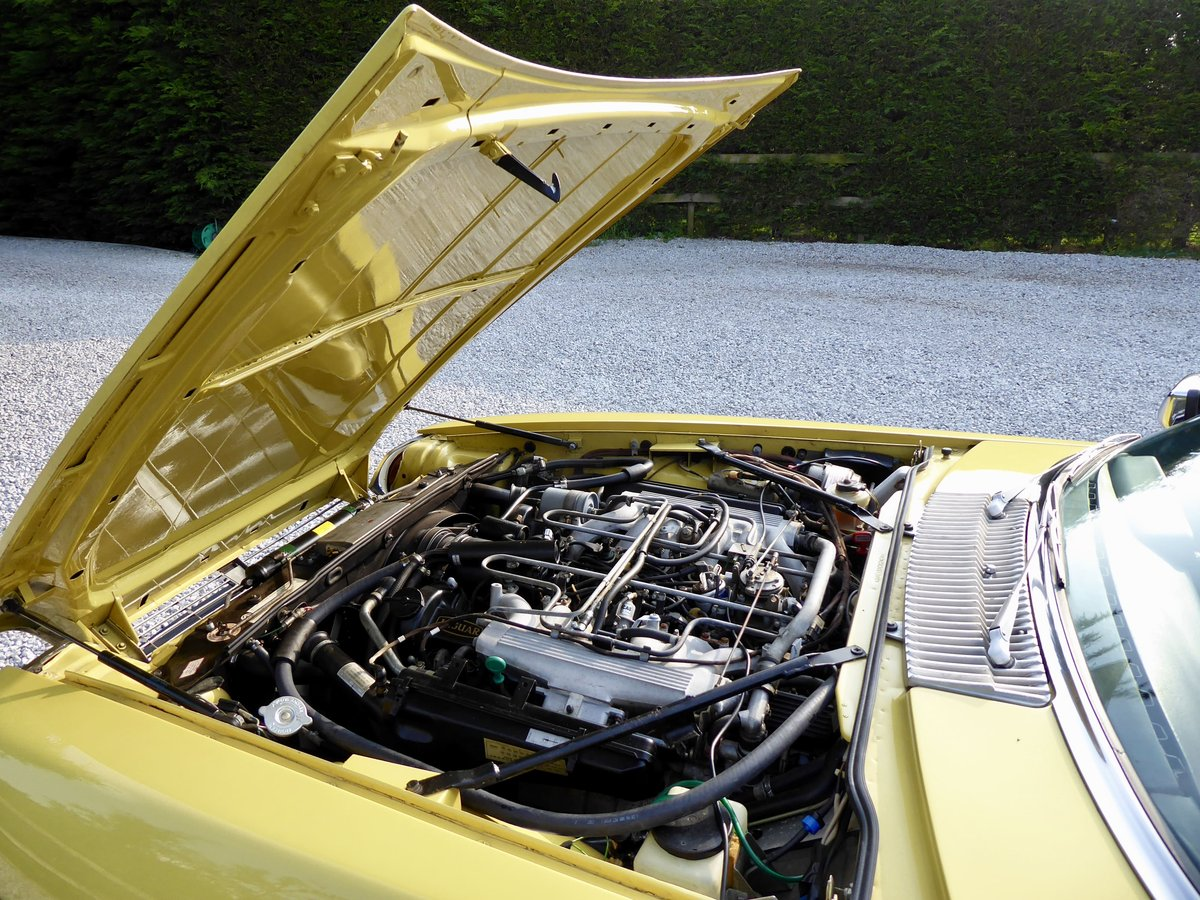 1979 Jaguar XJS Pre HE   ( 2 previous owners 35,000 miles ) SOLD (picture 6 of 6)