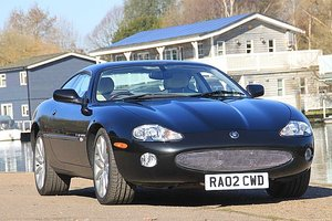 2002 Jaguar XK8 4.0 Coupe (Just 35,000 Miles) For Sale