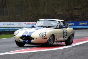 1963 Jaguar E-Type Series 1 3.8 FIA Registered