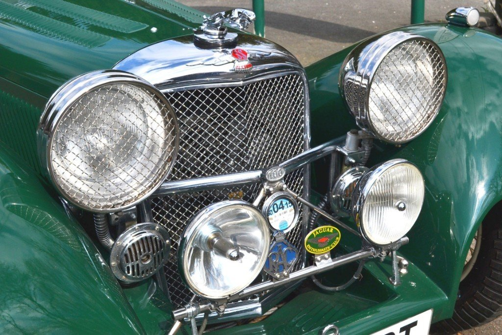 2010 Jaguar SS100 Re-Creation For Sale (picture 5 of 6)