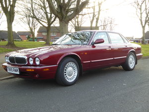 1999 Exceptional Low Mileage XJ8 12,345 miles! For Sale