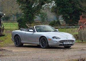 2004 Jaguar XKR Convertible Carbon Edition  For Sale
