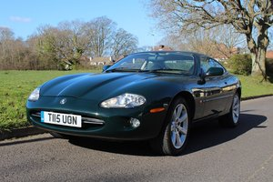 Jaguar XK8 Coupe 1999 - To be auctioned 26-04-19 For Sale by Auction