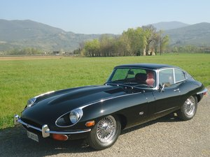 1970 Jaguar E-Type Full Optional For Sale