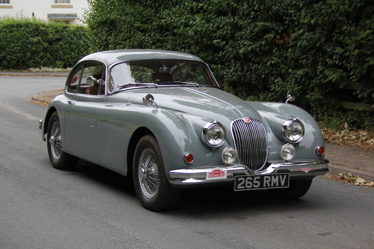 1958 Jaguar XK150 4.2 FHC Fuel Injection, 5 speed, highly uprated For Sale (picture 1 of 12)