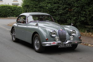 1958 Jaguar XK150 4.2 FHC Fuel Injection, 5 speed, highly uprated