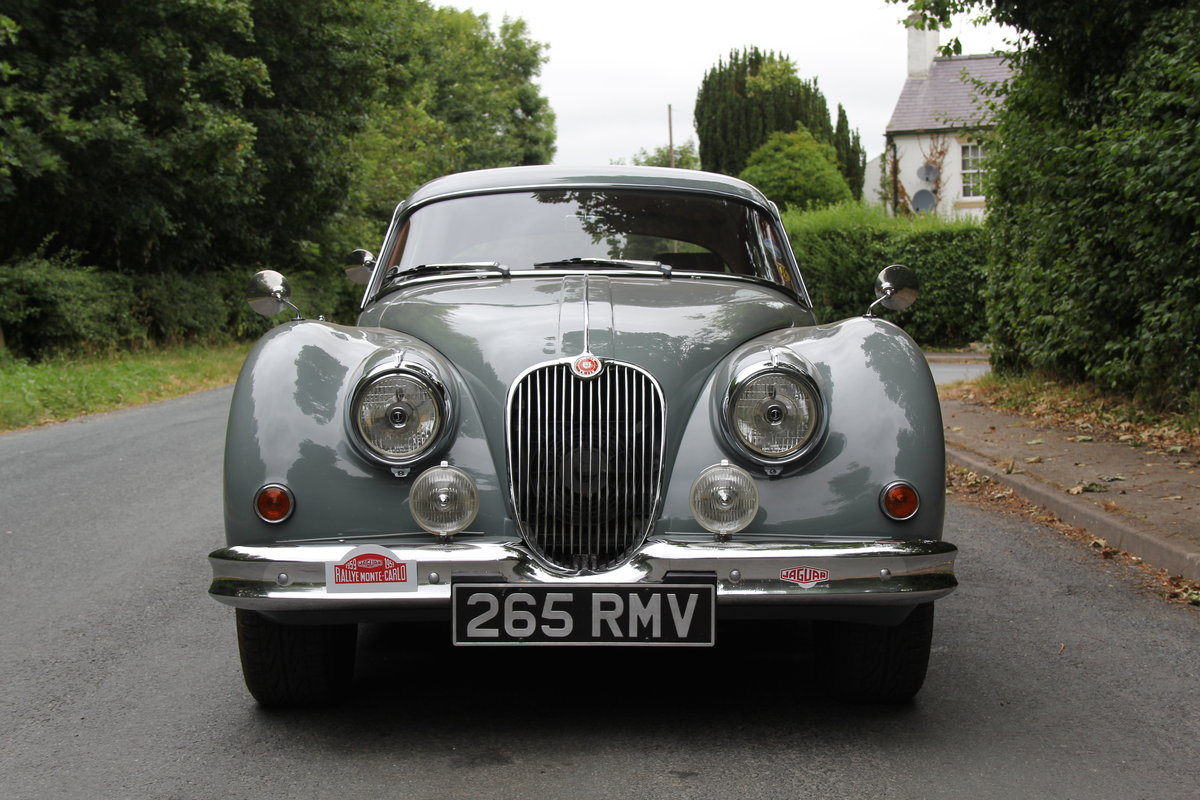 1958 Jaguar XK150 4.2 FHC Fuel Injection, 5 speed, highly uprated For Sale (picture 2 of 12)