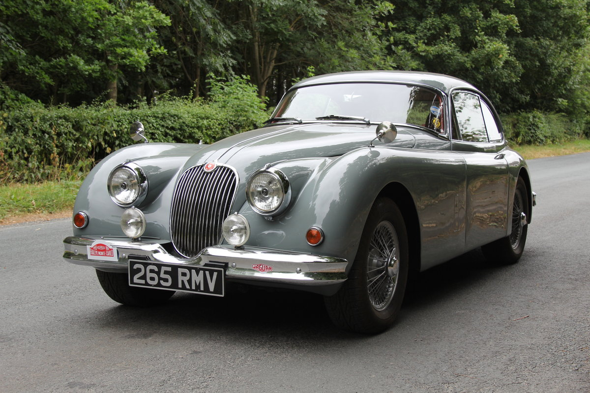 1958 Jaguar XK150 4.2 FHC Fuel Injection, 5 speed, highly uprated For Sale (picture 3 of 12)