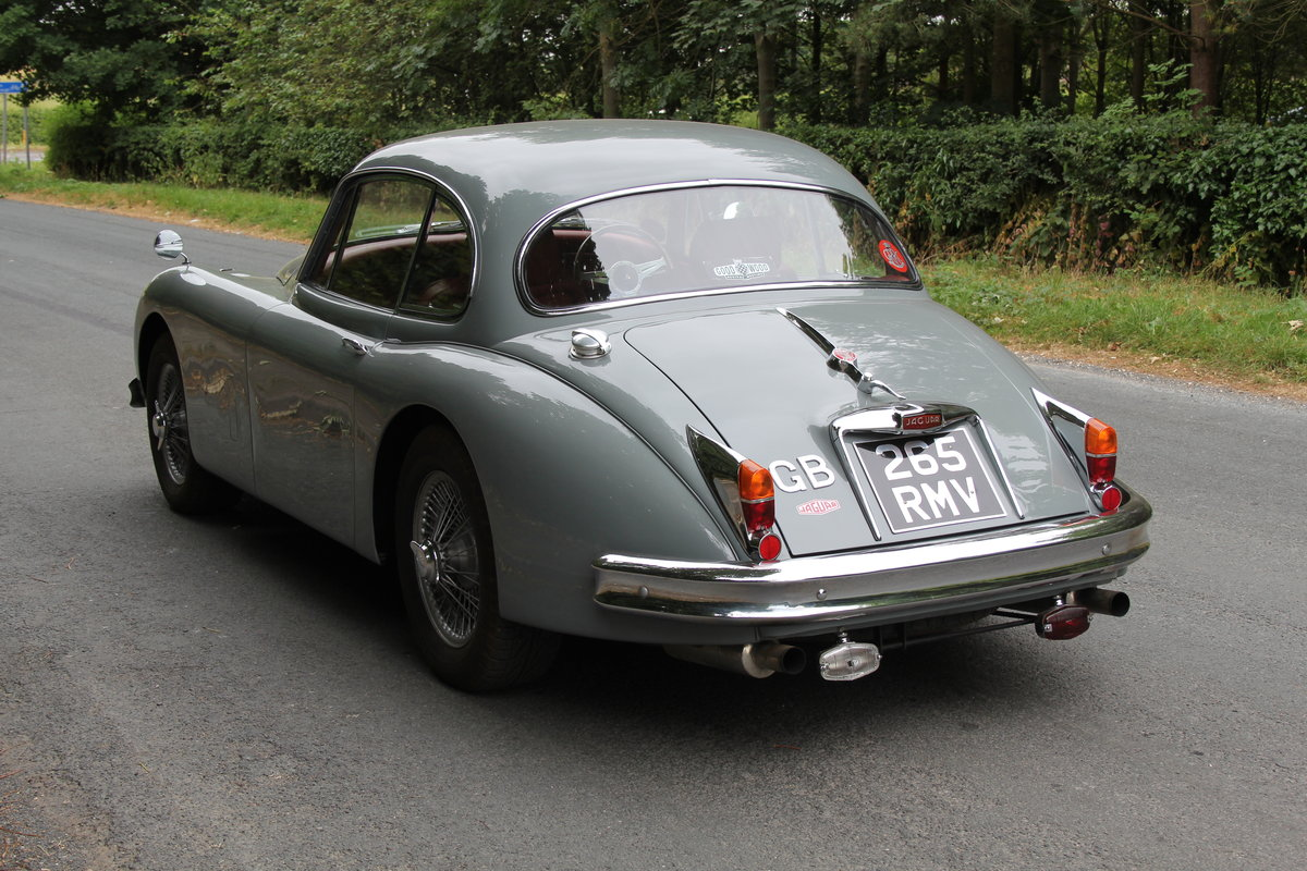 1958 Jaguar XK150 4.2 FHC Fuel Injection, 5 speed, highly uprated For Sale (picture 4 of 12)