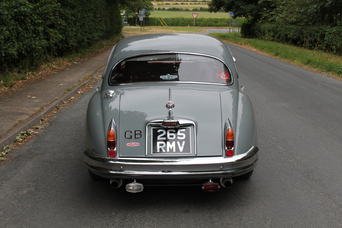 1958 Jaguar XK150 4.2 FHC Fuel Injection, 5 speed, highly uprated For Sale (picture 5 of 12)
