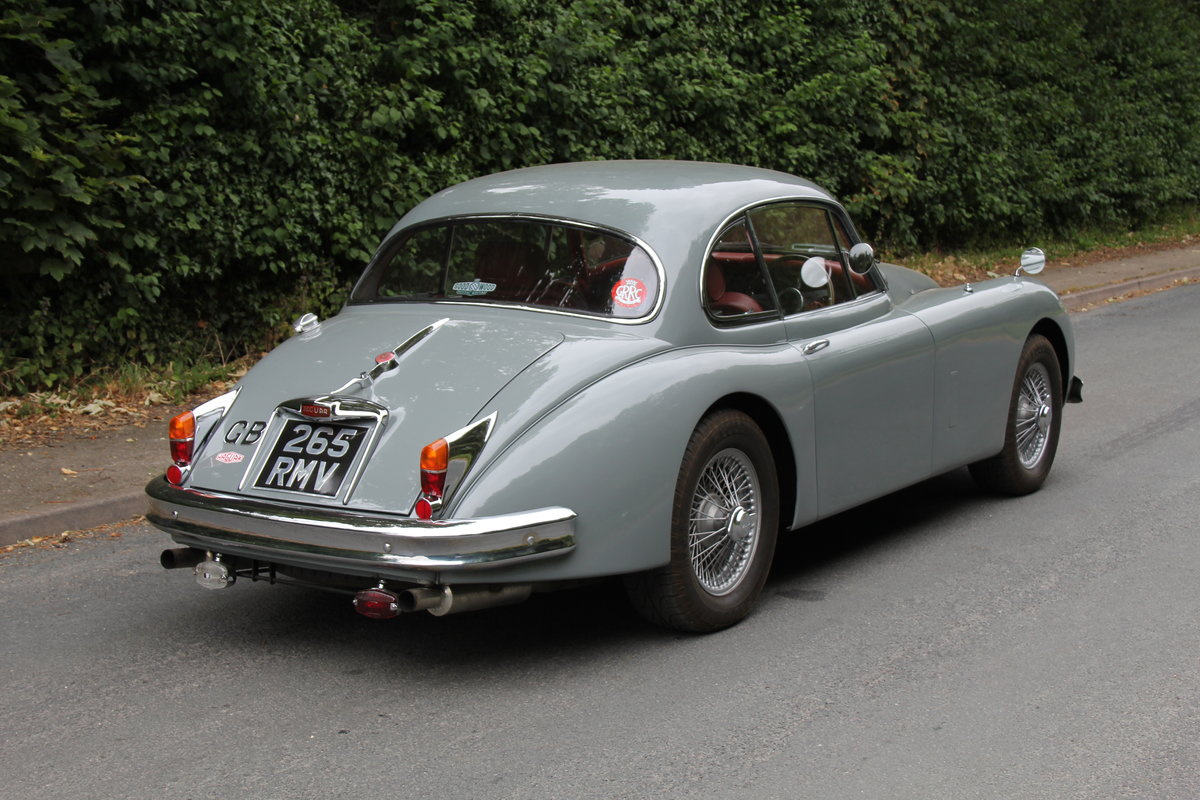 1958 Jaguar XK150 4.2 FHC Fuel Injection, 5 speed, highly uprated For Sale (picture 6 of 12)