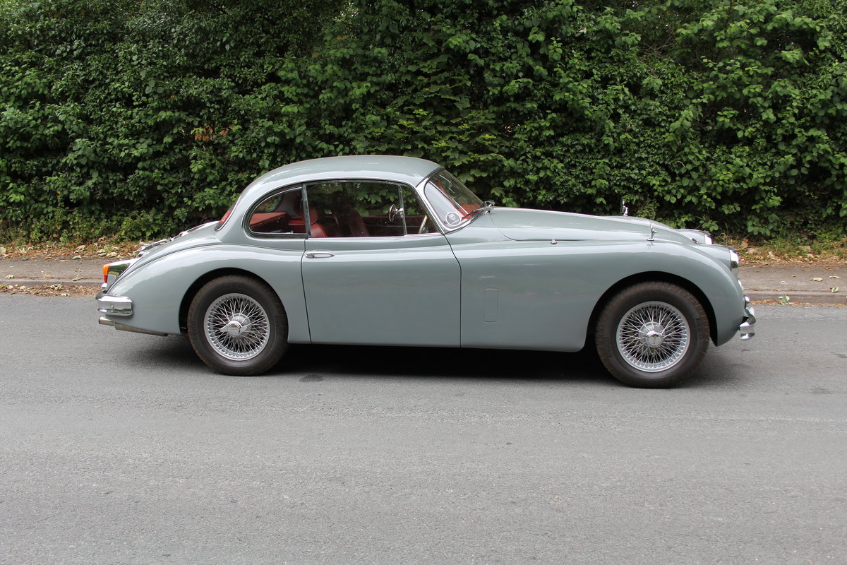 1958 Jaguar XK150 4.2 FHC Fuel Injection, 5 speed, highly uprated For Sale (picture 7 of 12)