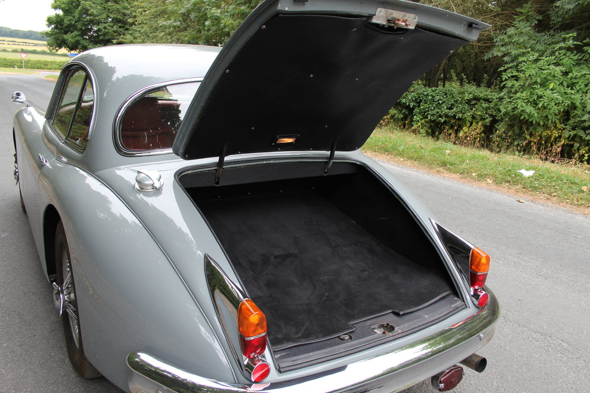 1958 Jaguar XK150 4.2 FHC Fuel Injection, 5 speed, highly uprated For Sale (picture 8 of 12)