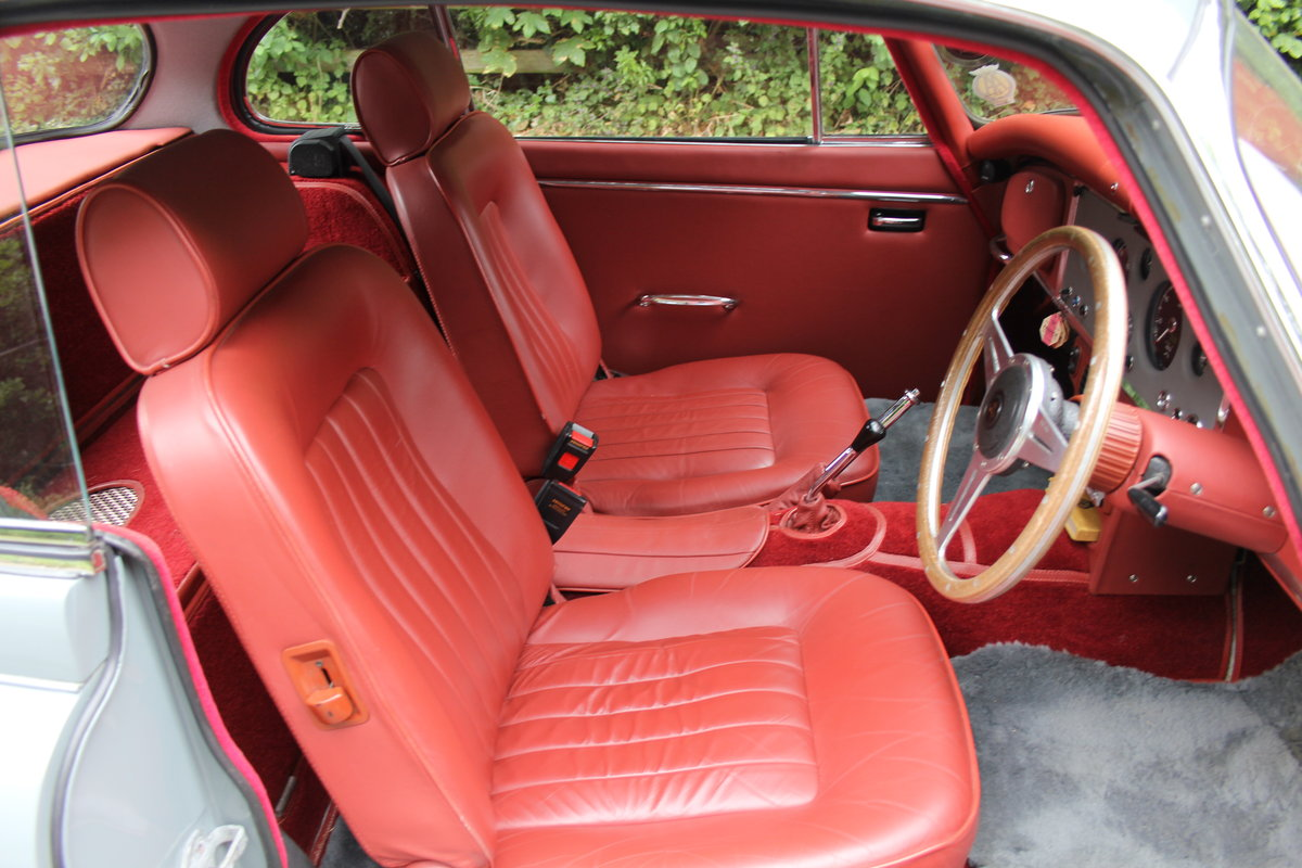 1958 Jaguar XK150 4.2 FHC Fuel Injection, 5 speed, highly uprated For Sale (picture 9 of 12)