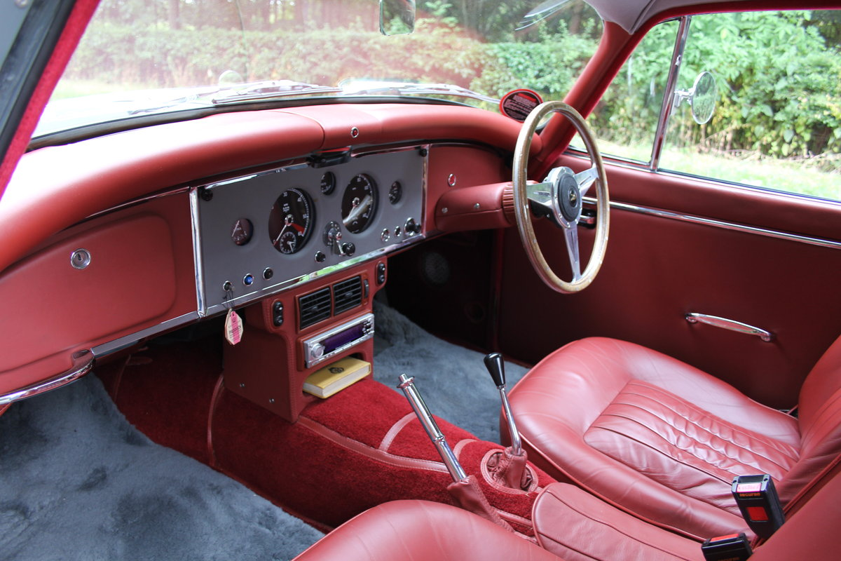 1958 Jaguar XK150 4.2 FHC Fuel Injection, 5 speed, highly uprated For Sale (picture 10 of 12)
