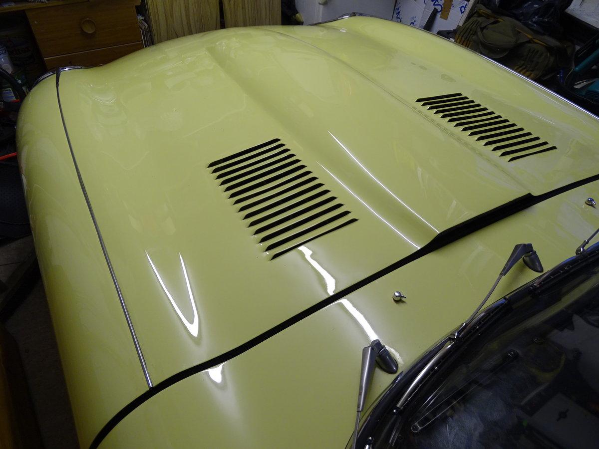 1968 Jaguar E-TYPE 1.5 Full restoration concourse. For Sale (picture 6 of 6)