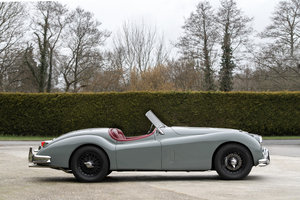 1955 Jaguar XK140 SE Roadster - C Type Head - Fully Restored For Sale