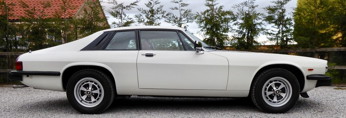 Jaguar XJS Pre HE    WANTED Wanted (picture 1 of 1)